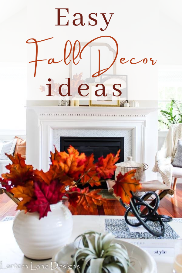 Brilliant Colors Of Fall Home Tour Fall Decor Autumn Home Modern Farmhouse Dining