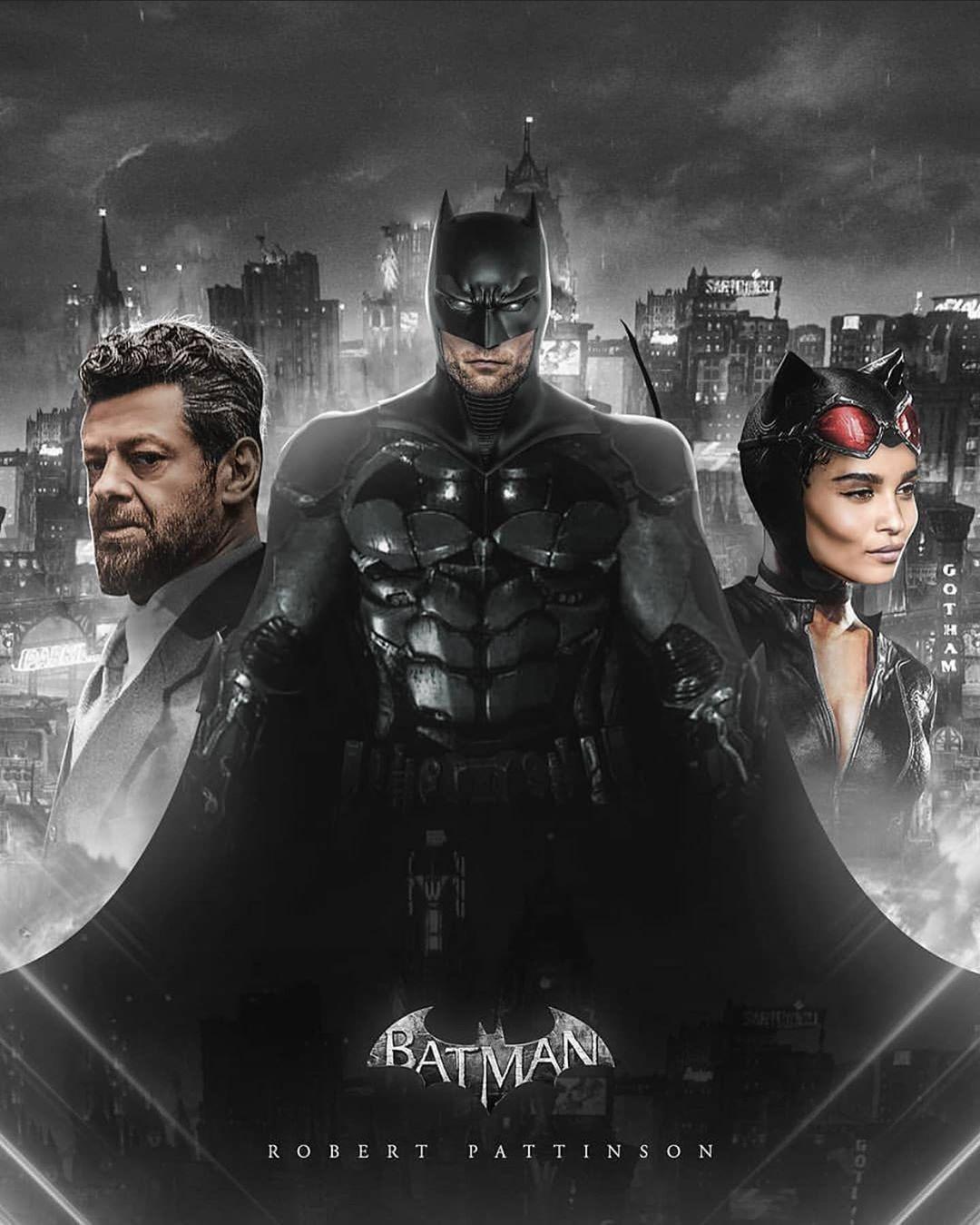 1,019 Likes, 2 Comments The Batman (the.batman2021) on