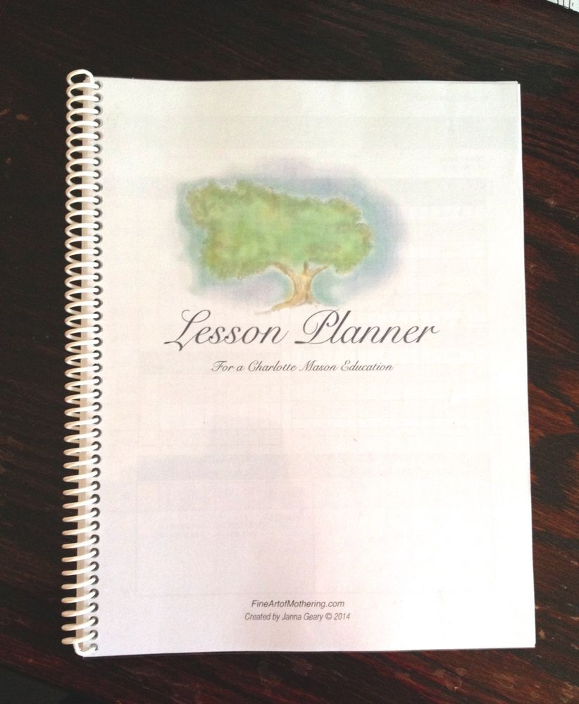 The Lesson Planner I created for my year, and for others as well!  Enjoy!