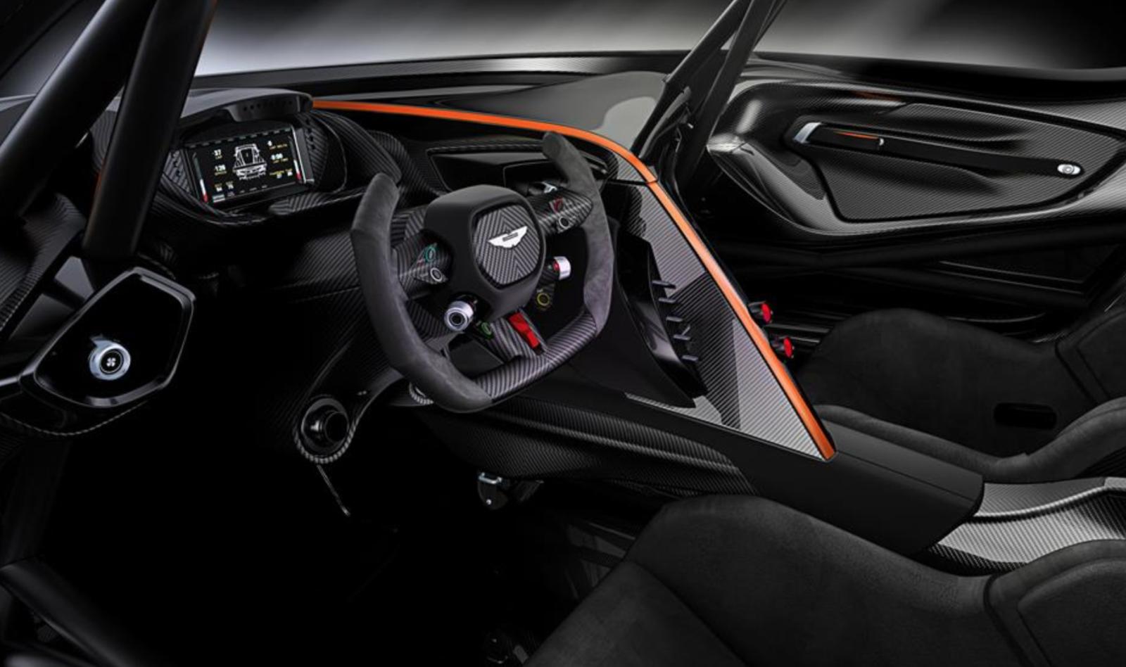 aston martin vulcan interior | Aston Martin | Pinterest