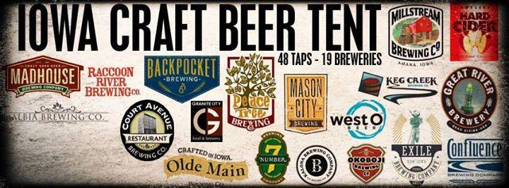 Iowa State Fair Iowa Craft Beer Tent breweries!  sc 1 st  Pinterest & Iowa State Fair: Iowa Craft Beer Tent breweries! | BEER ...