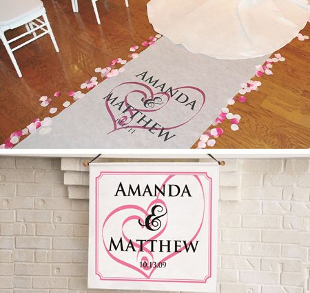 Embracing Hearts At The Wedding Outlet Heart Themed Wedding Wedding Outlet Aisle Runner Wedding