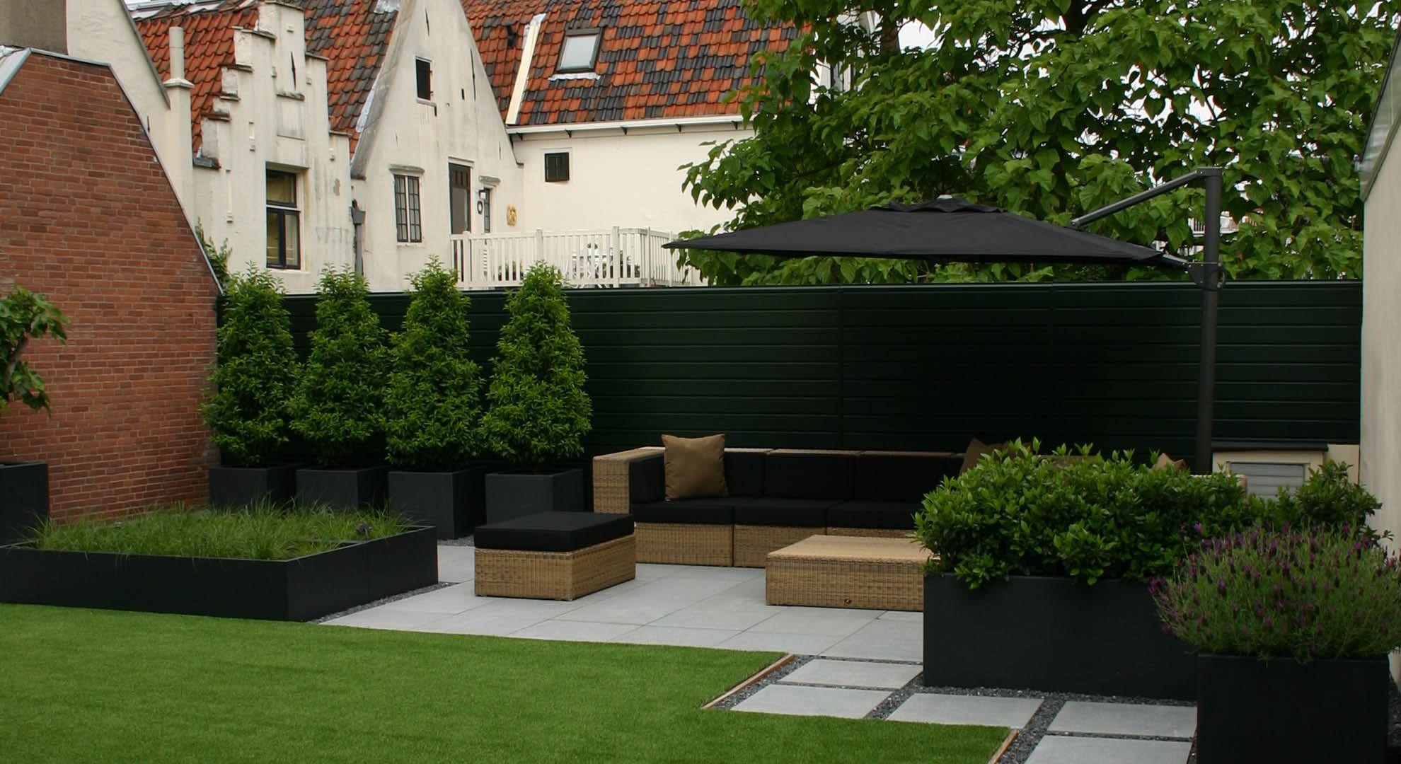 Rodenburg tuinen modern dakterras in utrecht met kunstgras en