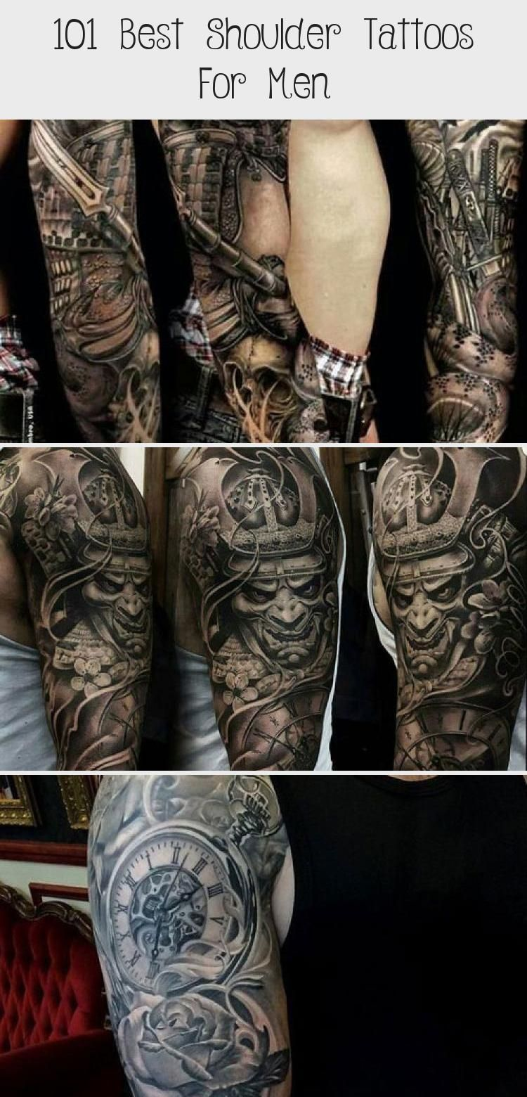 43++ Stunning Shoulder arm tattoos for guys image HD