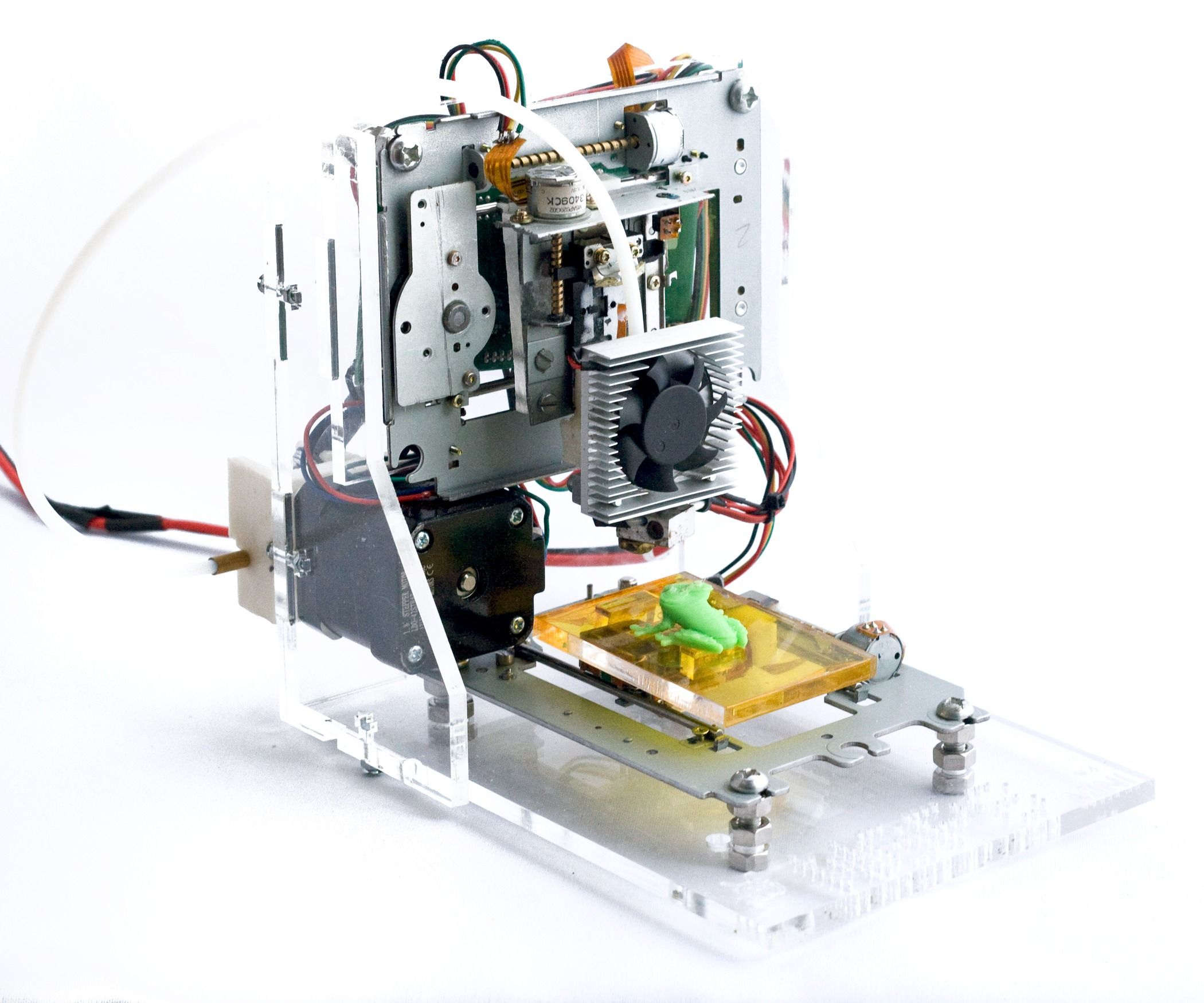 EWaste 60 3DPrinter Printer, 3d printing, 3d printer