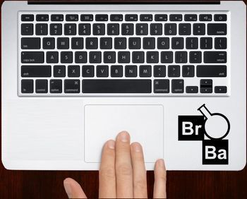 Breaking bad periodic table element mac book trackpad keyboard decal breaking bad periodic table element mac book trackpad keyboard decal stickers urtaz Choice Image