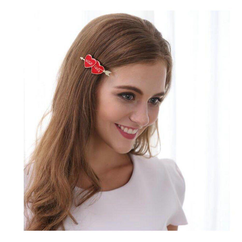 Hair Clips Headwear Jewelry Hair Pins Rhinestone Moon Long Tassel Fashion Girls