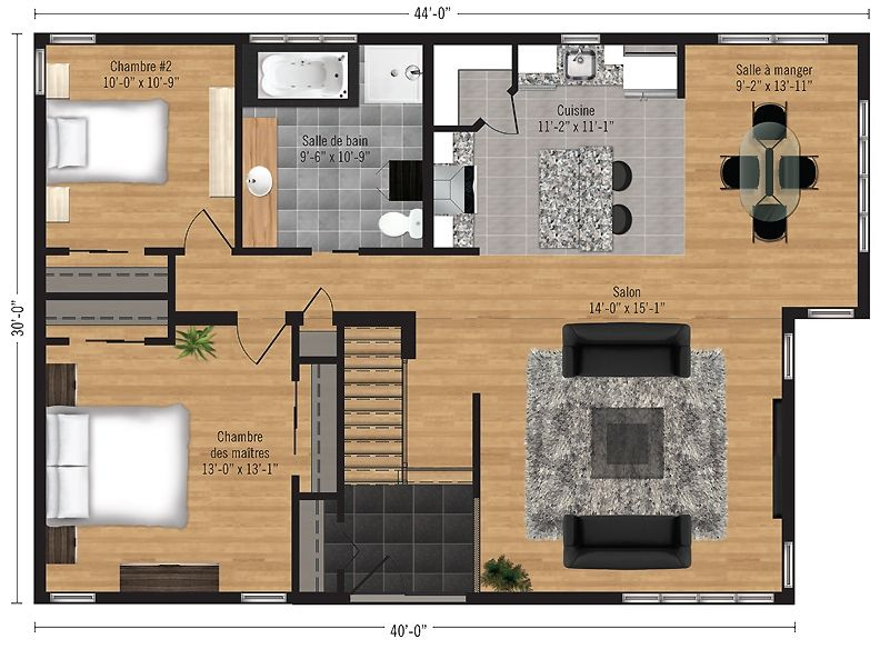 Plan de maison pro fab ventana blog for Plan b design fabrication inc
