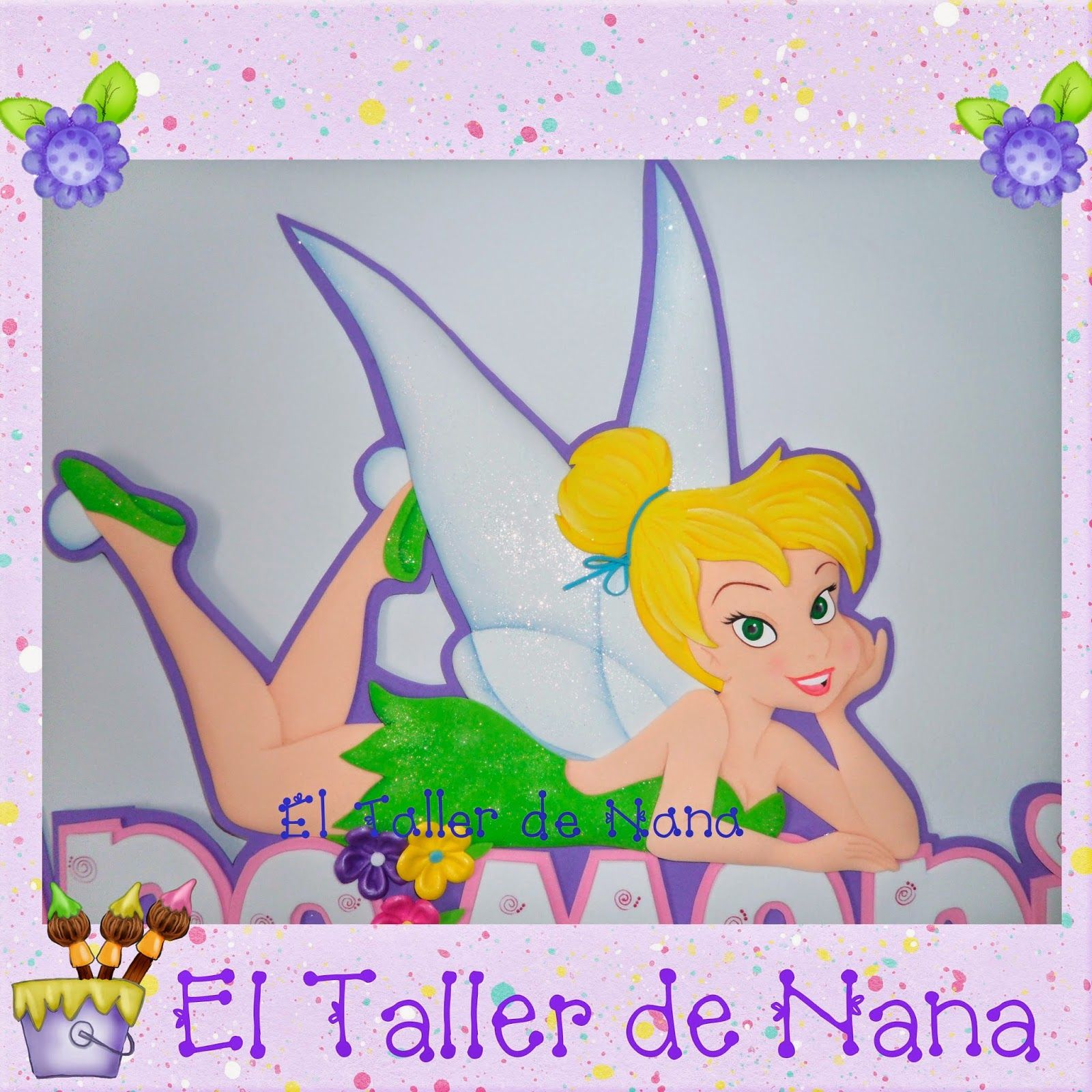 El Taller de Nana: Tinkerbell y las hadas   TINKERBELL   Pinterest