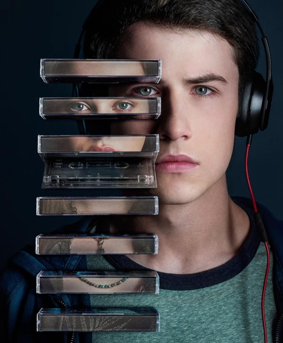 Clay And Hannah With Images 13 Reasons Why Poster 13 Reasons