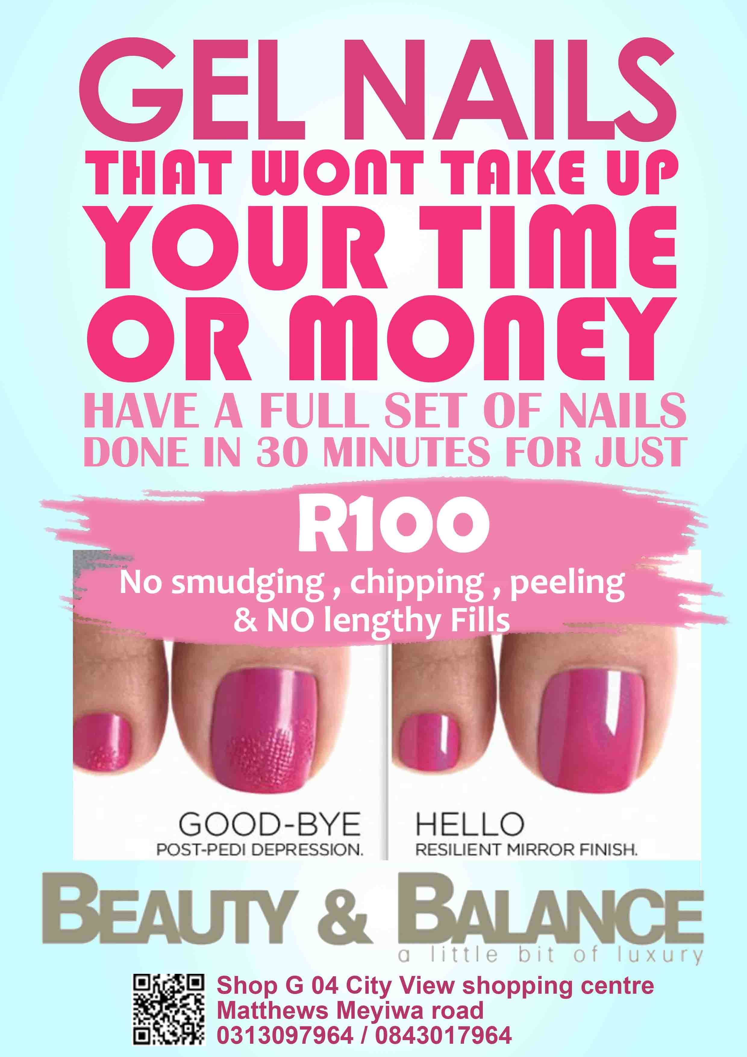 nail polish that looks and lasts like gel. Lasts 2 weeks with no ...