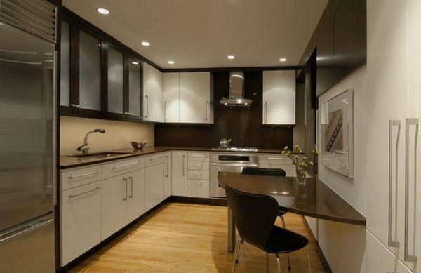 Iluminacion Led Con Focos Empotrables Decoracion De Interiores Y Exteriores Estiloydeco Ideas De Cocina Blanca Led Cocina Focos