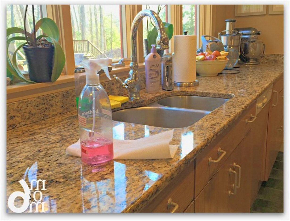 Wie Sauber Küchenarbeitsplatten Bewundernswert Hellen Zähler Zu Herrlichen Weißen Granit Reinigung Quarz Edelstahl Arbeitsplatten Preise Home Decor Decor Sink
