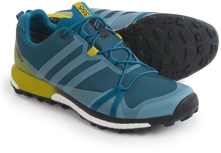 Adidas Outdoor Terrex Gore - TEX® agravic trail corriendo zapatos