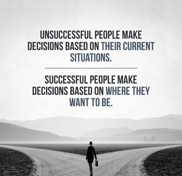 What Decisions Are You Making Decisions Decisionmaking Life Sucessful Situations Motivation St Decision Quotes Choices Quotes Work Hard Quotes Success
