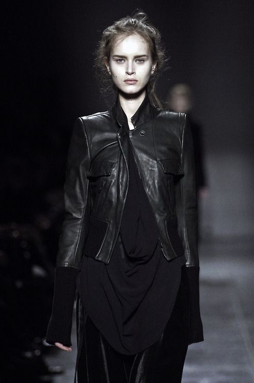 Ann Demeulemeester Fall/Winter 2006