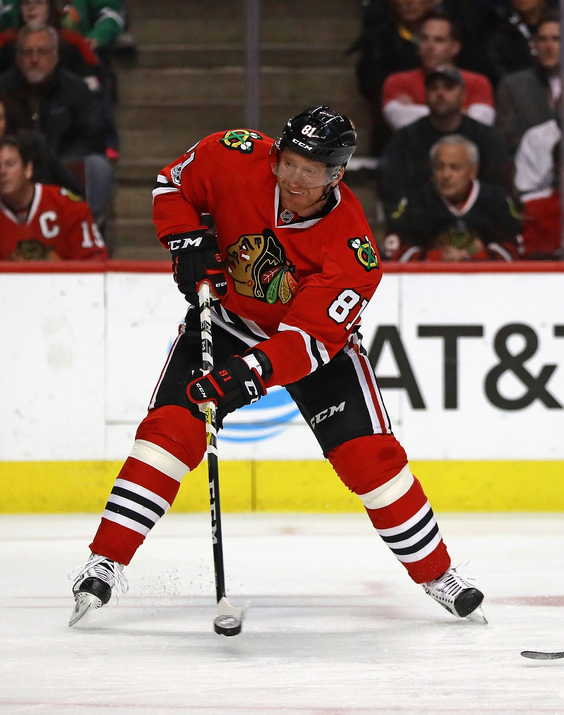 Blackhawks' power play will look a lot different on the