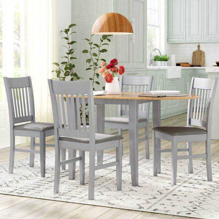 0df0576d88a08 Bouvet Extendable Dining Set with 4 Chairs in 2019 | Home sweet home ...