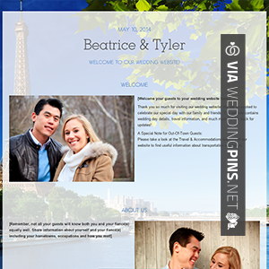 Cool the knot wedding website examples CHECK OUT MORE