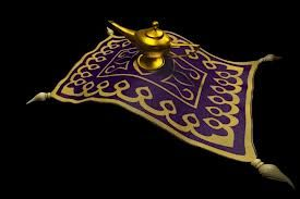My Magic Carpet Voyages Area Rugs