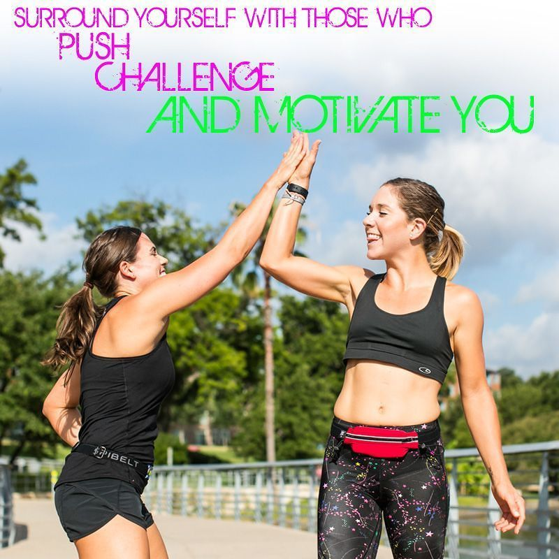 #FitspoFriday: tag a friend who challenges and motivates YOU!