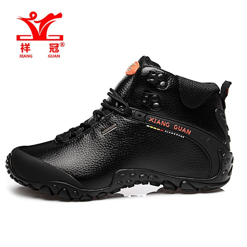 Cheap waterproof sport shoes, Buy Quality xiang guan directly from China  sport shoe waterproof Suppliers: XIANG GUAN Brand Winter Warm Outdoor Mens  High Top ...