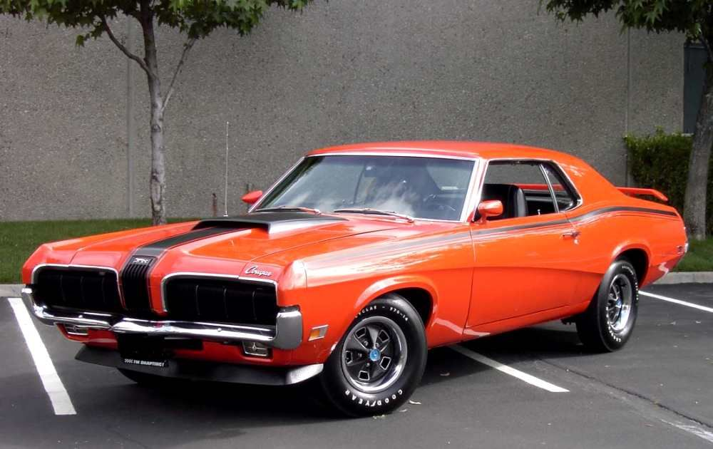 1970 Mercury Cougar Eliminator C-J 428 | CarMen | Pinterest | Car ...