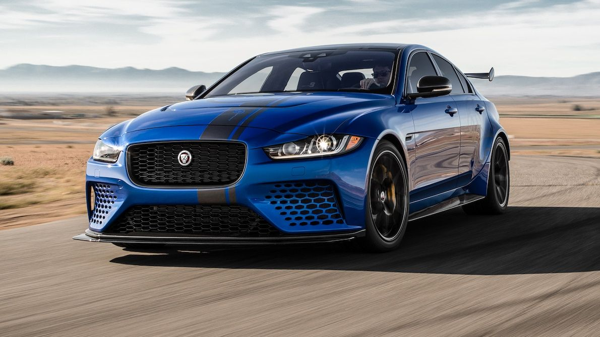 Jaguar Xe Sv Project 8 >> 2019 Jaguar Xe Sv Project 8 First Test Review Motortrend