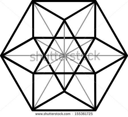 cuboctahedron vector equilibrium archimedean solid stock vector rh pinterest co uk sacred geometry vector set meaning sacred geometry vector set meaning