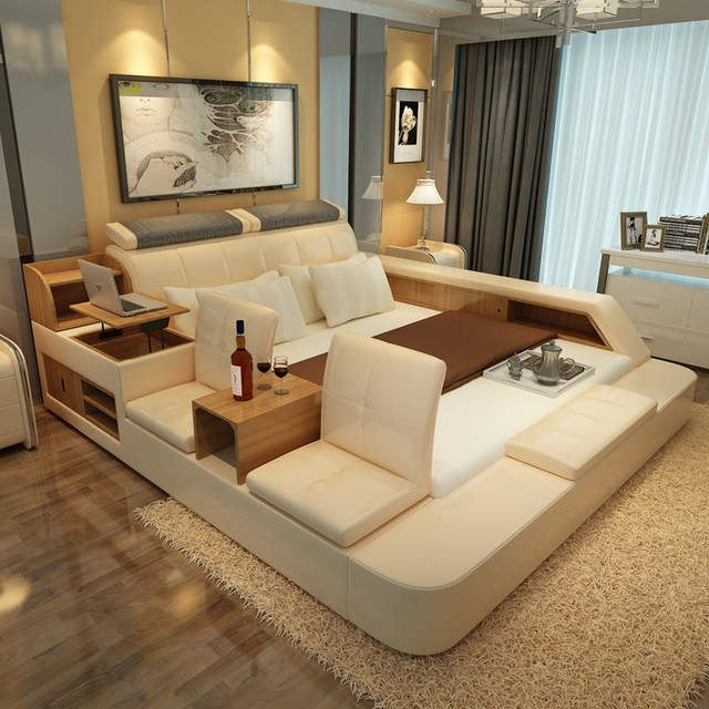 Best Bedroom Furniture Sets Modern Leather Queen Size Storage 640 x 480