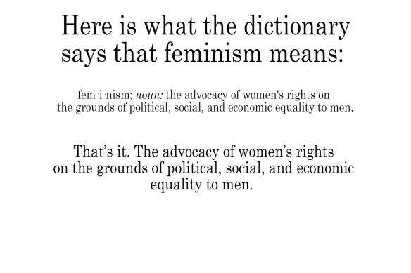Wonderful Definition Of Feminism
