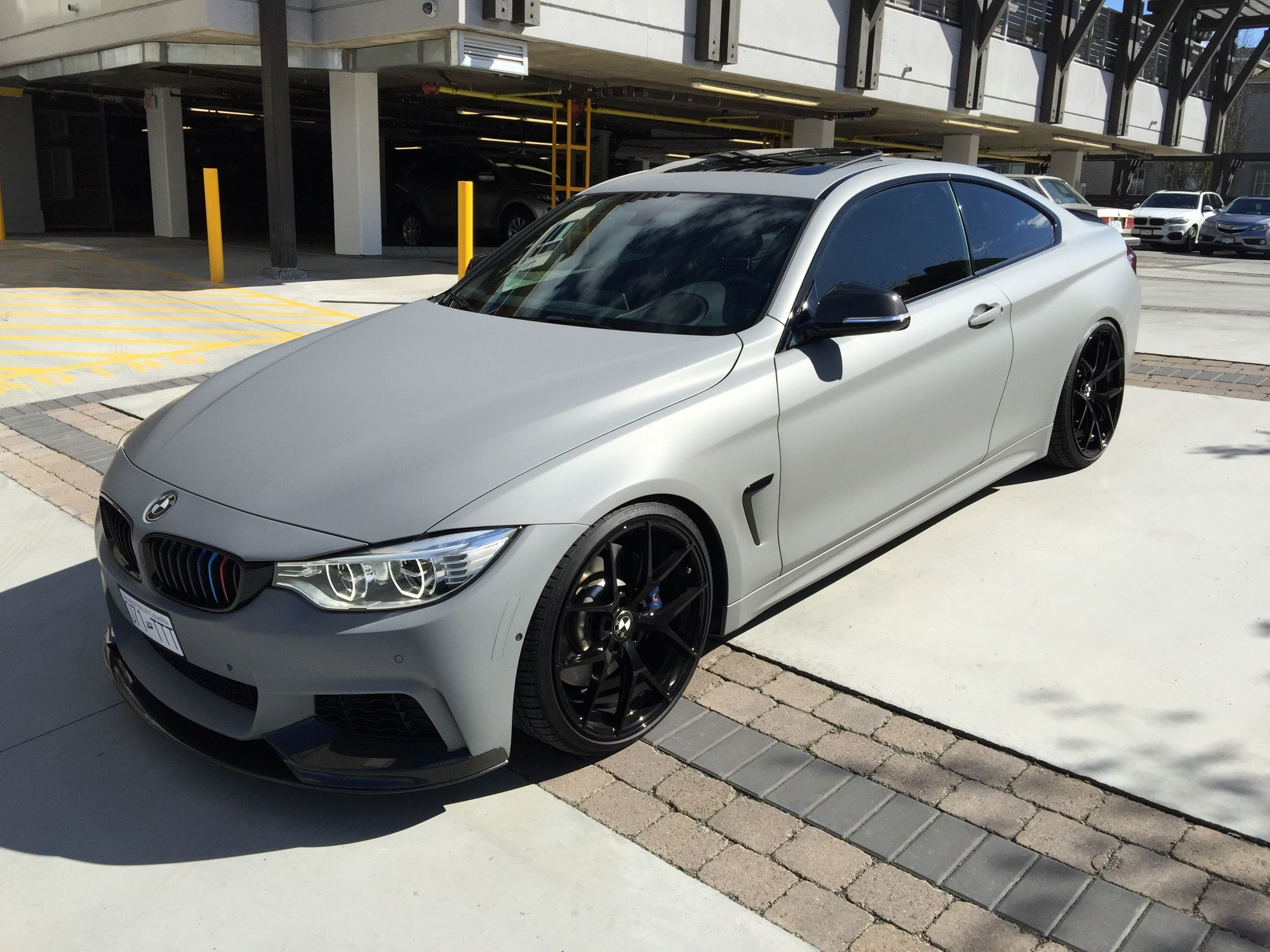 2017 435i M Performance Edition In Battle Ship Grey