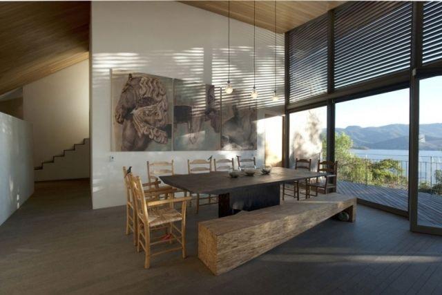 Salle à manger contemporaine - 111 idées de design réussi Hotel