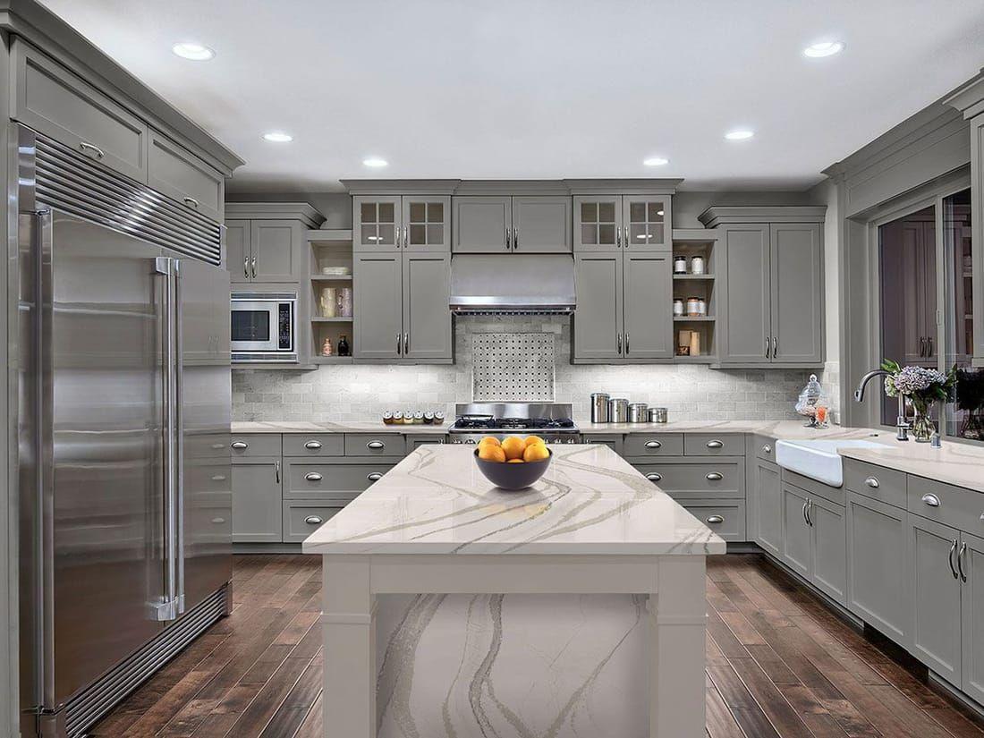 Brittanicca Cambria Quartz Countertops Cost Reviews Kitchen Design Quartz Kitchen Countertops Kitchen Decor