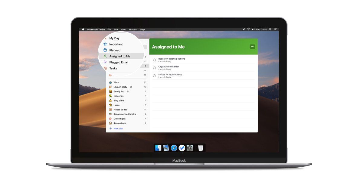 . Microsoft ToDo on Mac Receives Planner Integration from