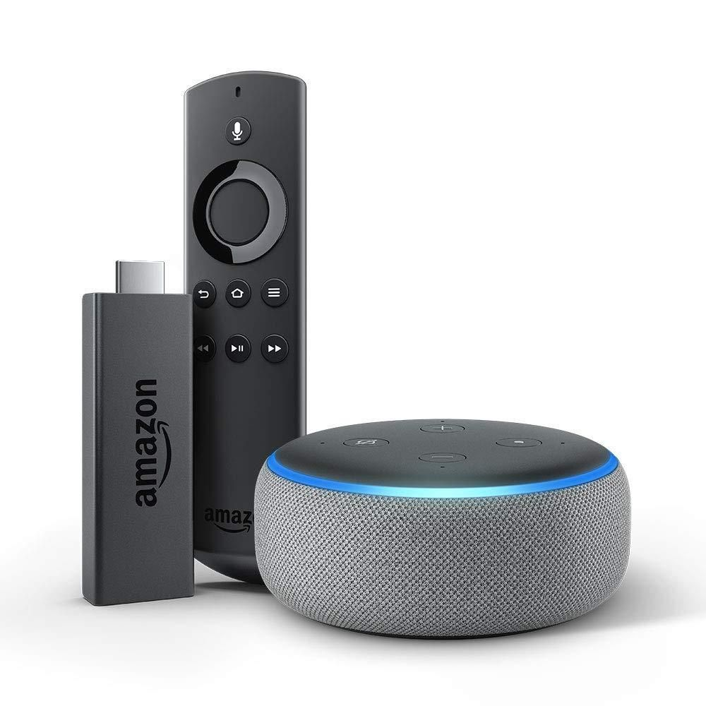 Echo Dot (3rd Gen) New and improved smart speaker with