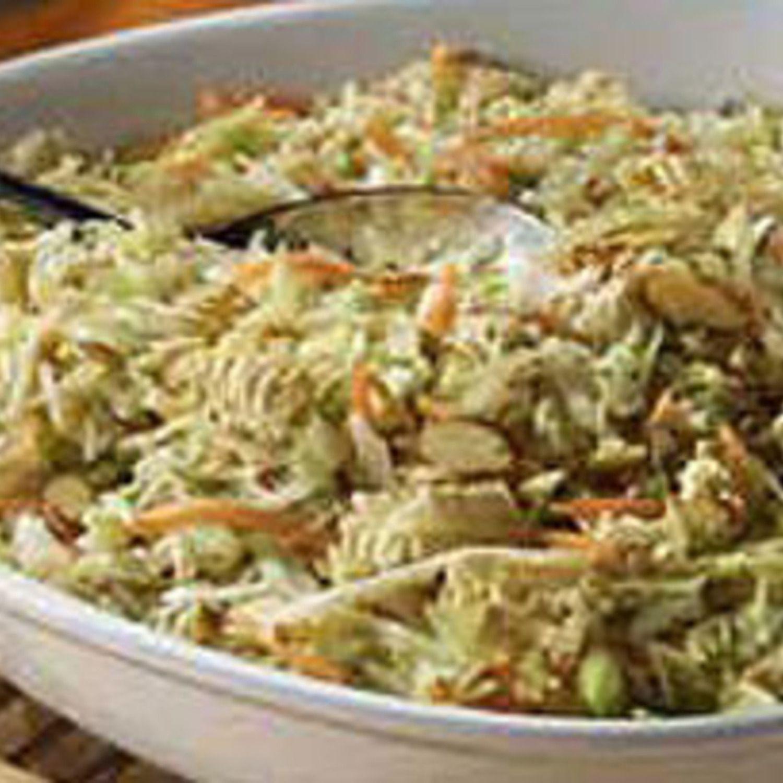 Chinese chicken Salad...Slaw. ADD DICED CHICKEN
