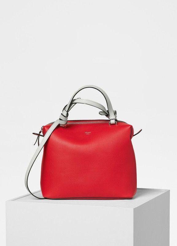 Small Soft Cube Bag in Smooth Calfskin - セリーヌについて  5054c2c624330