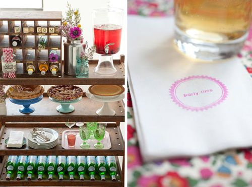 Cabin 7 Spring Dinner Party Ideas Diy Time