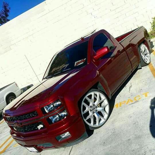 Camiones Chevy, Camiones Chevy