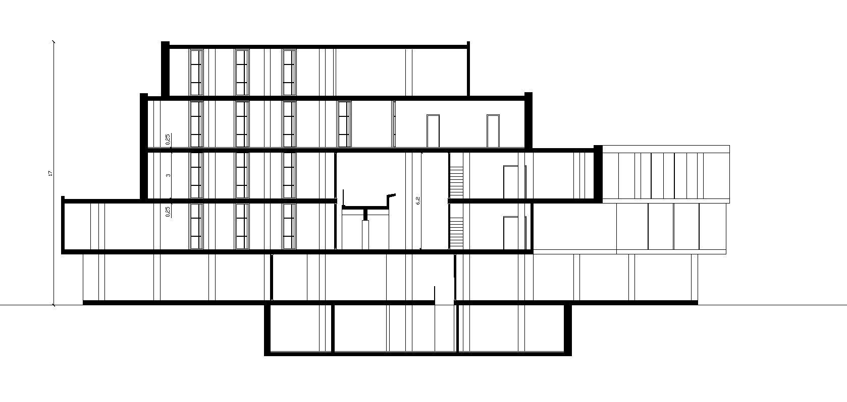 Carpenter Center of Visual arts – CAD Design | Free CAD