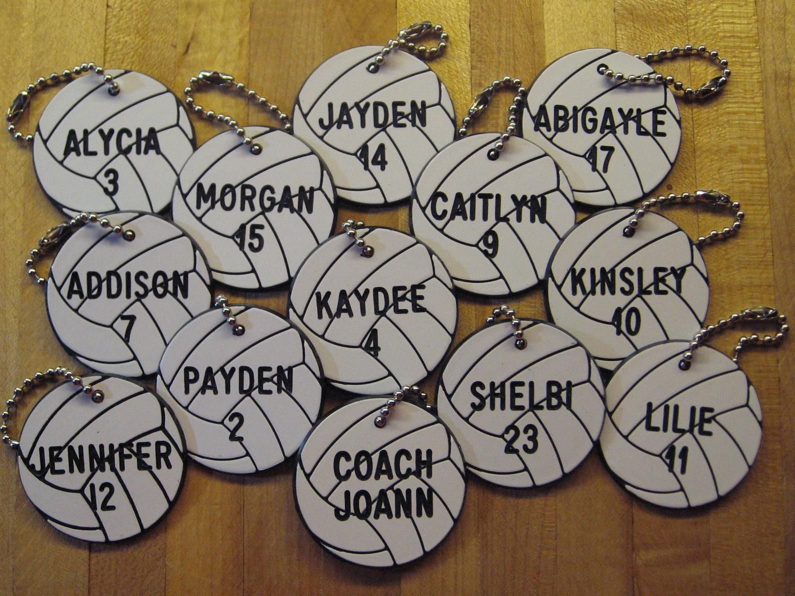 Volleyball Gifts Personalized Volleyball Team Gifts Etsy Volleyball Team Gifts Volleyball Gifts Volleyball Coach Gifts