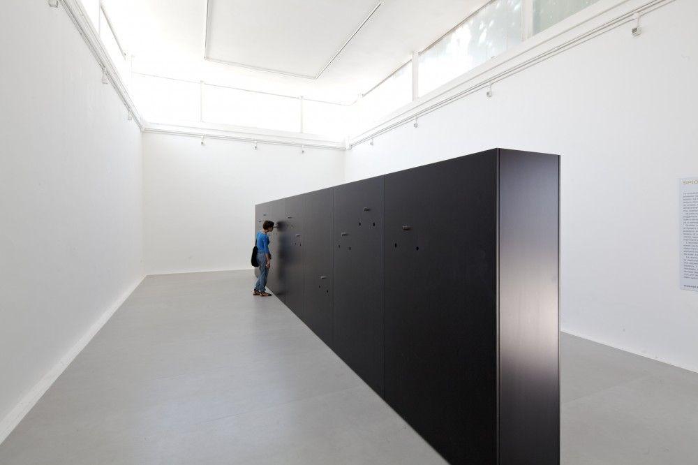 Venice Biennale 2012: ConVivência: Lucio Costa and Marcio Kogan / Brazil Pavilion - Peep
