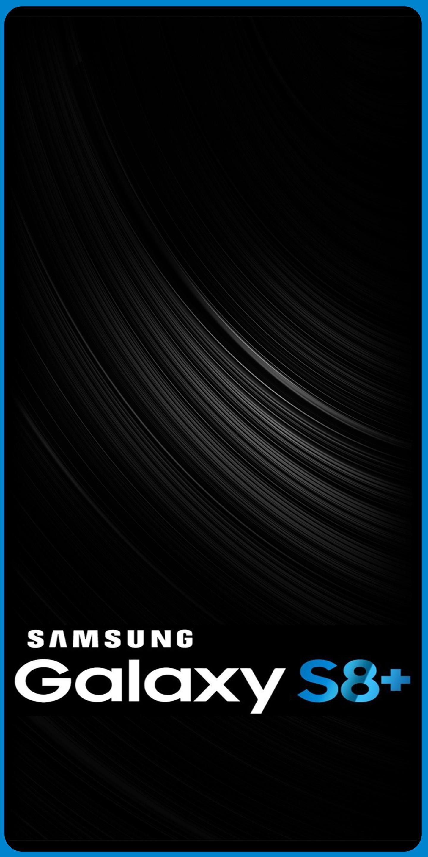 Black Samsung Galaxy S8 Wallpaper Wallpapershit