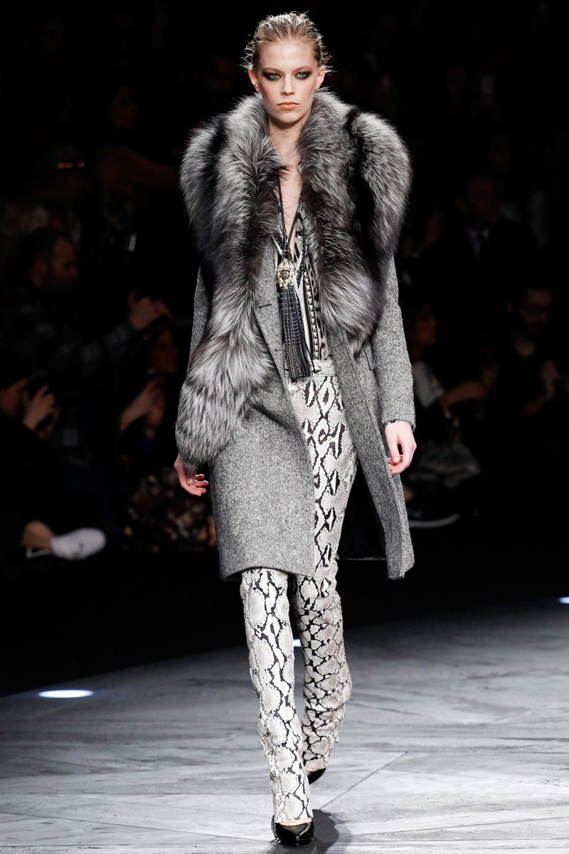 Buy Cavalli just fall runway review picture trends