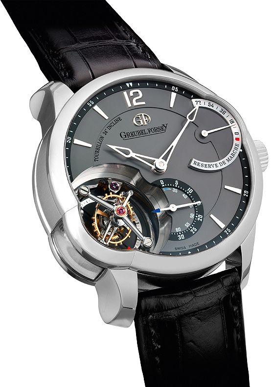 c2f29446b22 Timepiece Timeline  10 Milestones from 10 Years of Greubel Forsey ...