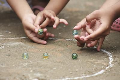 Healthfully How To Play Marbles Childrens Games Games