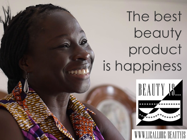 Beauty in Happiness