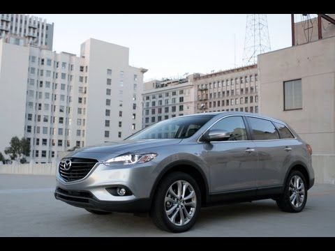 James Riswick Gives You The Pros And Cons Of The Mazda Cx 9 Along With Insight On Pricing Safety And Fuel Economy Plus Mazda Cx 9 Mazda Ford Flex