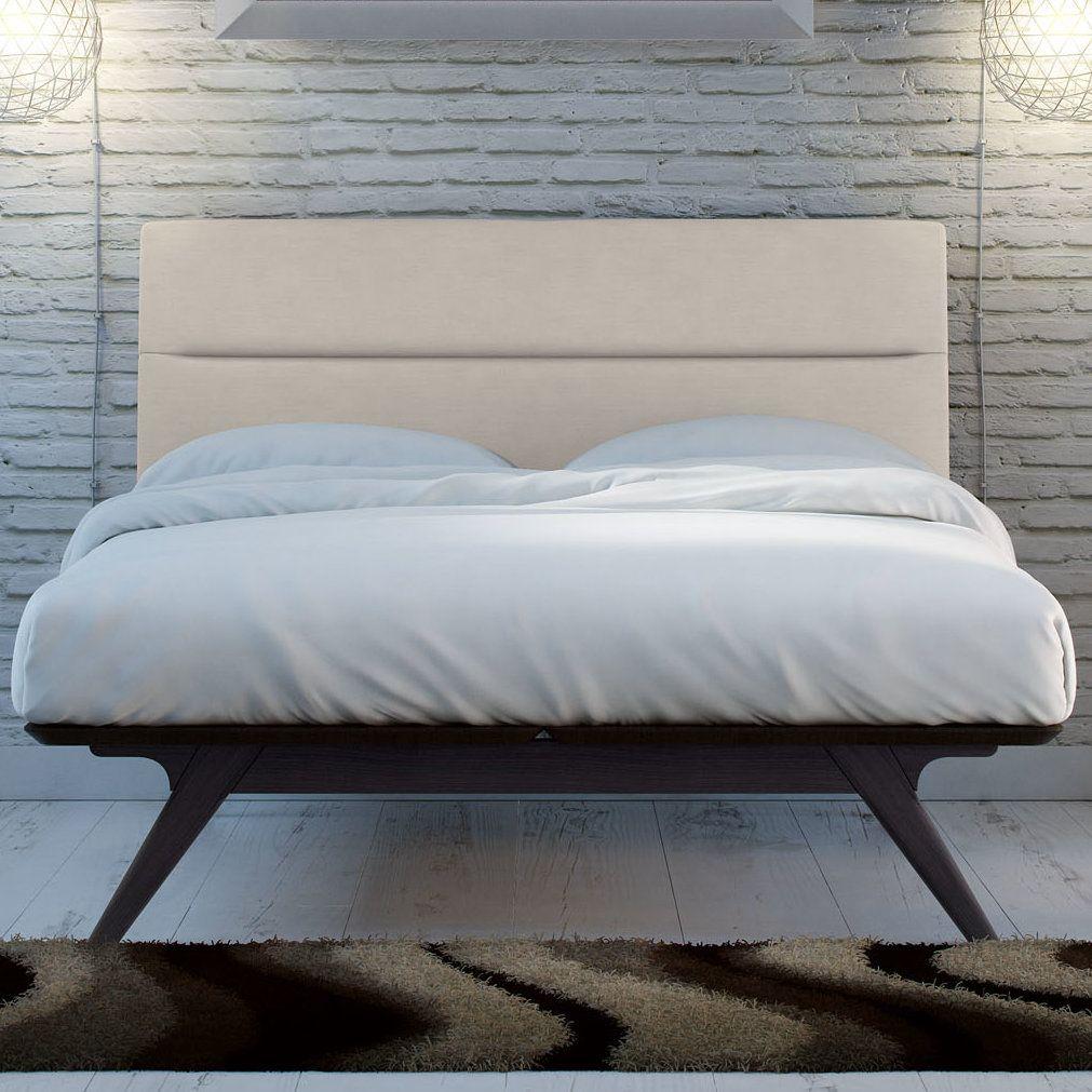 Nashua Upholstered Platform Bed | Products | Pinterest